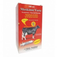 Moskimic Forte x 250 mL